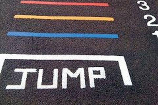 LONG JUMP CONTEST
